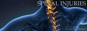 Spinal Injuries recommended lawyers